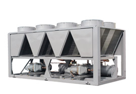 Scroll Air-Cooled Chillers